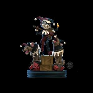 DC Comics figurine Q-Fig Remastered Harley Quinn