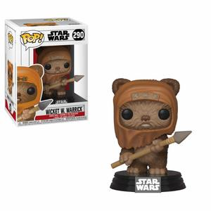 Star Wars Figurine POP! 290 Movies Vinyl Wicket Funko