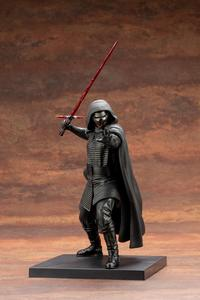 Star Wars Episode IX L'Ascension de Skywalker The Rise of Skywalker Kylo Ren ARTFX+ Kotobukiya