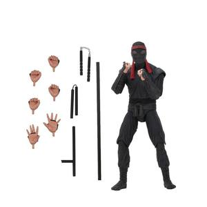 Les Tortues ninja figurine Foot Soldier (Melee) Neca