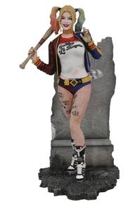 DC Movie Gallery statue Suicide Squad Harley Quinn Diamon Select