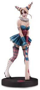 DC Designer Series statuette Harley Quinn by Enrico Marini DC Collectibles