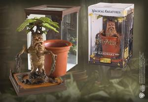 Harry Potter Statuette Magical Creatures Mandrake Noble Collection