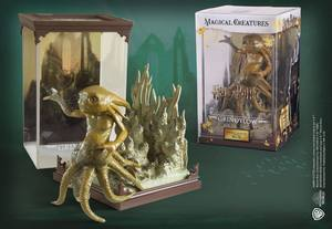 Harry Potter Statuette Magical Creatures Grindylow Noble Collection