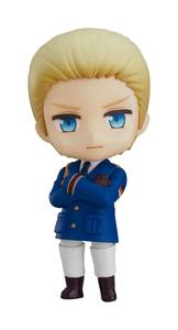 Hetalia World Stars figurine Nendoroid Germany Orange Rouge