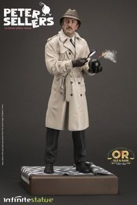 Peter Sellers Panthere rose Old & Rare Infinite Statue