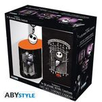 "L'Étrange Noel de Mr Jack NIGHTMARE BEFORE XMAS - Pck Mug320ml + Keyring+ Cahier ""Jack"""