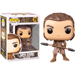 Game of Thrones POP! 79 Television Vinyl figurine Arya w/Two Headed Spear Funko