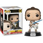 Star Wars Episode IX Figurine POP! 307 Movies Vinyl Rey Funko