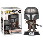 Star Wars The Mandalorian Figurine POP! 326 TV Vinyl The Mandalorian Funko