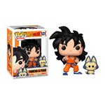 Dragon Ball Z Figurine POP! 531 Animation Vinyl Yamcha & Puar Funko