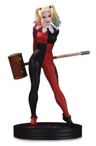 DC Cover Girls statuette Harley Quinn by Frank Cho DC Collectibles