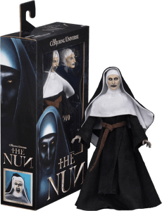 The Conjuring The Nun : The Nun 8 inch clothed Action Figure retro