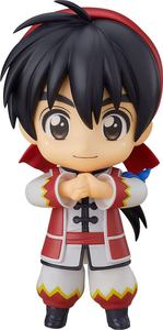 True Cooking Master Boy figurine Nendoroid Liu Maoxing good smile company