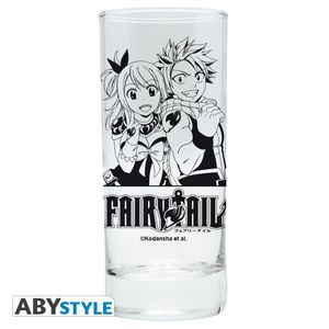 Fairy Tail Verre Natsu & Lucy Abystyle
