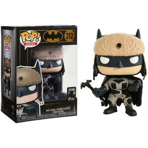 Batman 80th POP! 312 Heroes Vinyl figurine Red Son Batman (2003)