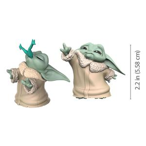 Star Wars Mandalorian Bounty Collection pack 2 figurines The Child Froggy Snack & Force  Hasbro