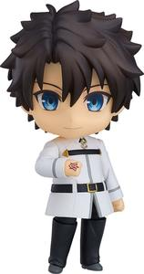 Fate/Grand Order figurine Nendoroid Master/Male Protagonist Orange rouge