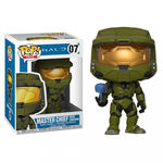 Halo POP! 07 Games Vinyl figurine Master Chief with Cortana Funko