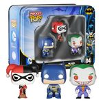 Batman Pocket Pop #04 Tin Box Pack Funko