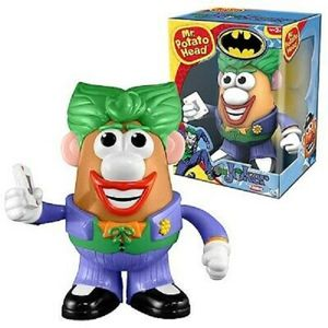 Mr Potato Head Classic joker DC Comics