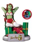 DC Bombshells statuette Poison Ivy Holiday varaint DC Collectibles
