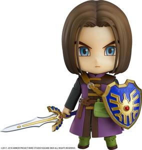 Dragon Quest XI Echoes of an Elusive Age figurine Nendoroid The Luminary Square-Enix