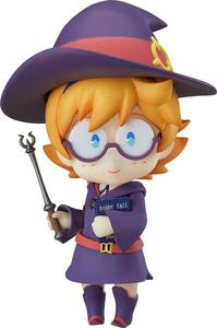 Little Witch Academia Nendoroid figurine PVC Lotte Yanson Good Smile
