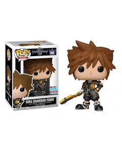 Kingdom Hearts 3  Sora (Guardian form) Pop! 405 Vinyl Figure 2018 NYCC Exclu Funko