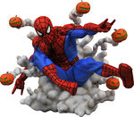 Marvel Gallery statuette PVC Spiderman Pumpkin Bomb SPIDER-MAN Diamond Select