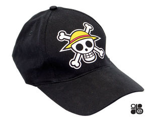 ONE PIECE - Casquette Black Skull ABYstyle