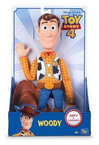 Toy Story 4 figurine Woody 37 cm  Thinkway Toys