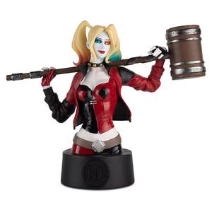 Batman Universe Collector's Busts buste 1/16 #03 Harley Quinn Eaglemoss