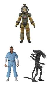 Alien assortiment figurines 18 cm 40th Anniversary série 3 NECA