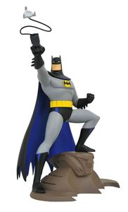 Batman The Animated Series DC TV Gallery statuette PVC Batman with Grappling Gun Diamond Select