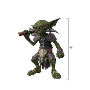 Pathfinder réplique 1/1 Goblin (mousse/latex) 91 cm Wizkids