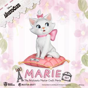 Les Aristochats statuette Master Craft Marie Beast Kingdom