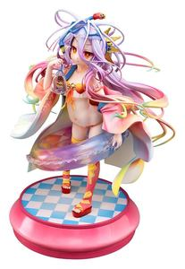 No Game No Life statuette PVC 1/7 Shiro Summer Season Ver. Phat Company