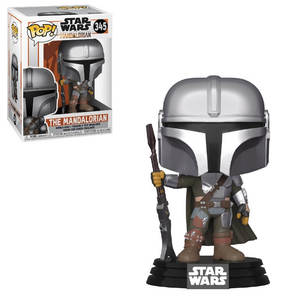 Star Wars The Mandalorian Figurine POP! TV Vinyl The Mandalorian Funko