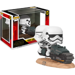 Star Wars Episode IX POP! Movie Moment Vinyl figurine First Order Tread Speeder Funko