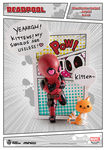 Marvel Comics figurine Mini Egg Attack Deadpool Jump Out 4th Wall Beast Kingdom
