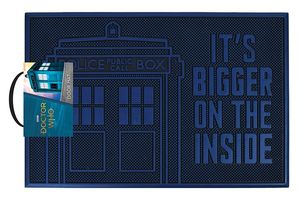 Doctor Who paillasson Tardis 40 x 60 cm Pyramid International