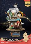 Disney Classic Animation Series diorama PVC D-Stage Pinocchio Beast Kingdom