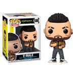 Cyberpunk 2077 POP! Games Vinyl Figurine V-Male Funko