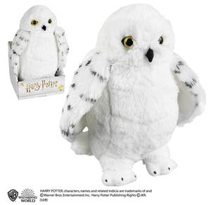 Harry Potter peluche Hedwig 29 cm Noble Collection