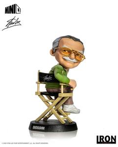Marvel Stan Lee figurine Mini Co. PVC Iron Studio