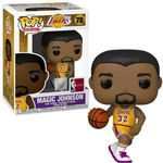 NBA Legends POP! Sports Vinyl figurine Magic Johnson (Lakers home) Funko