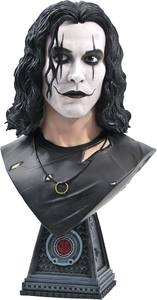 The Crow Legends in 3D buste 1/2 Eric Draven Diamond Select