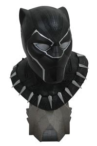 Black Panther Legends in 3D buste 1/2 Black Panther Diamond Select