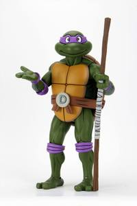 TMNT Cartoon Les Tortues ninja figurine 1/4 Giant-Size Donatello 38 cm Neca